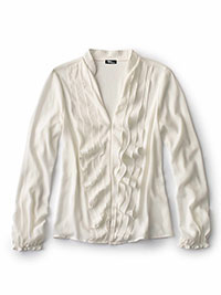 IVORY Blouse by Tom James
