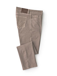 TAUPE Modern Fit 5 Pocket by Jack of Spades