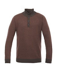 RUST SWEATERS BY TOM JAMES