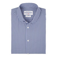 LT BLUE MIZZEN & MAIN SPORT SHIRT