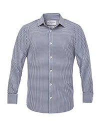 BLACK SPORT SHIRT BY MIZZEN & MAIN
