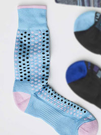 SKY FANCY SOCKS BY TULLIANI