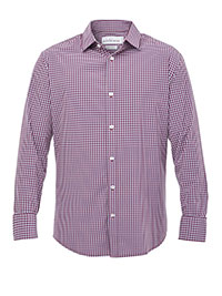 RED Sport Shirt by Mizzen & Main