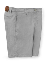 LT GREY SHORT-34H LT GRY MODRN FT