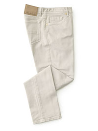 OATMEAL JEAN BY ROBERT GRAHAM