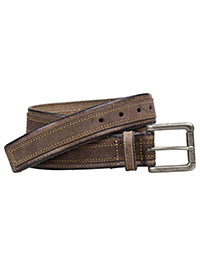 Belt-Distressed Overlay