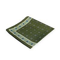 Square-Olive Spaced Neat