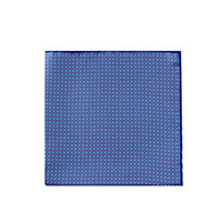 15x15 Pocket Square - Blu