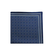 15x15 Pocket Square - Nav