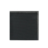 15x15 Pocket Squre - Blac