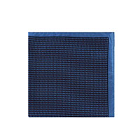 15x15 Pocket Squre - Navy