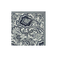 15x15 Paisley PS - Grey