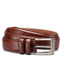 CHILI WIDE BASIC BELT by Allen Edmonds