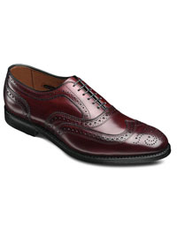 Oxblood McALLISTER by Allen Edmonds