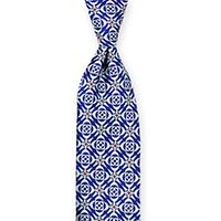 Tie-Royal Wvn Geometric