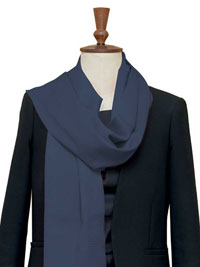 PETROL Luxury Pure Cashmere Scarf - Large