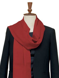 SCARLET Luxury Pure Cashmere Scarf - Large
