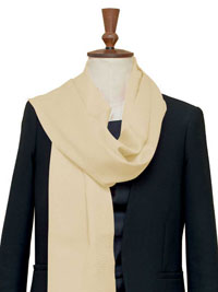 VANILLA Luxury Pure Cashmere Scarf - Large