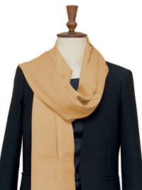 WHEAT Luxury Pure Cashmere Scarf - Large