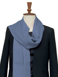 SLATE Luxury Pure Cashmere Scarf - Large