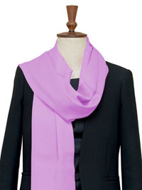 PINK Luxury Pure Cashmere Scarf - Large