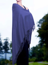 SAPPHIRE Luxury Pure Cashmere Shawl