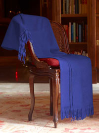 SAPPHIRE Luxury Pure Cashmere Throw