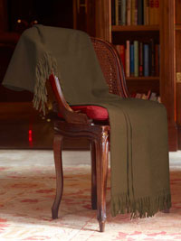 VICUNA Luxury Pure Cashmere Throw