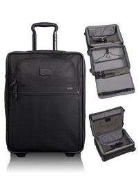 BLACK                          TUMI Continental Expandable 2 Wheeled Carry-On