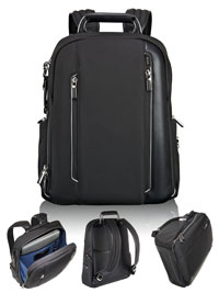 BLACK TUMI Logan Backpack