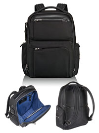 BLACK TUMI Bradley Backpack