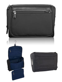 BLACK TUMI Richmond Travel Kit