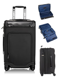 BLACK TUMI Julius International Expandable Carry-On