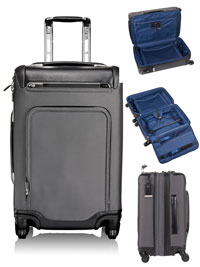 PEWTER                         TUMI Julius International Expandable Carry-On