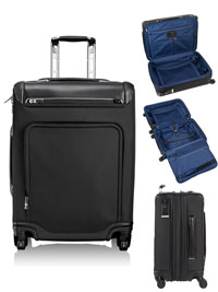 BLACK TUMI Raleigh Continental Carry-On