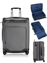 PEWTER                         TUMI Raleigh Continental Carry-On