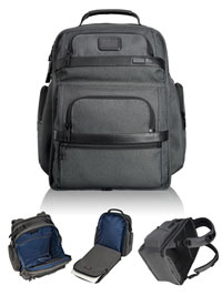 GRAY                           TUMI Business Class Brief Pack
