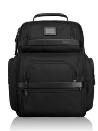 BLACK TUMI Business Class Brief Pack