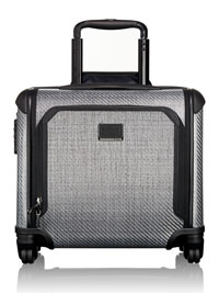 GRAPHITE Tumi 4-Wheel Carry On Brief