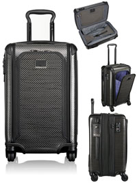 BLACK TUMI International Expandable Carry-On