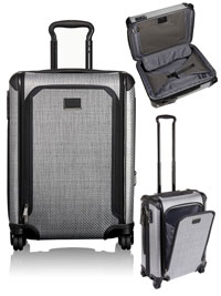 GRAPHITE TUMI Continental Expandable 4 Wheeled Carry-On