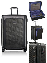 BLACK TUMI Medium Trip Expandable Packing Case