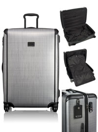 GRAPHITE                       TUMI Large Trip Expandable 4 Wheel Packing Case